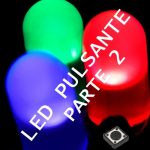 Arduino tutorial parte 1.3: usare un pulsante come interruttore di un LED
